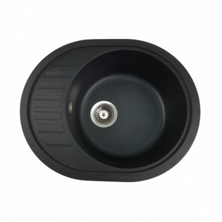 Chiuveta granit neagra, MIXXUS HB8311-G226
