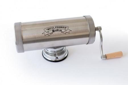 Masina de carnati 1,5kg Aluminium cu ventuza Micul Fermier (YG-2003)