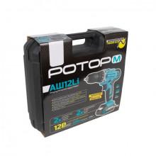 Autofiletanta Rotor AS12Li, 12 V, 2 Ah, prelungitor flexibil, 26 Nm, 1380 rpm
