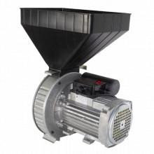 Moara cereale Gazda M80, Uruitor electric 2.5 kW Cuva Mare, 20 ciocanele