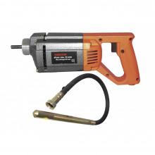 ZPN50 vibrator beton electric de mana + lance 35mm*1.5m, produsul contine taxa timbru verde 2.5 Ron