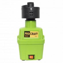 EBS250 Masina pentru ascutirea burghielor ProCraft, produsul contine taxa timbru verde 2.5 Ron, 2.58 kg