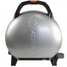 O-GRILL 600 ARGINTIU, gratar portabil