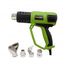 Pistol cu aer cald, 650 ° C, 2500 W Procraft PH2500 (Industrial)