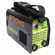 SW250 invertor de sudura STROMO,produsul contine taxa timbru verde 2.5 Ron, 3,55 kg