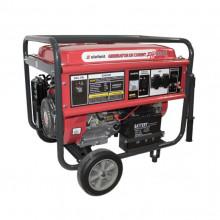Generator de Sudura Elefant ZH 6500E-W, Monofazat, 5,5 kW, 15 CP 230 V, 1 Cilindru, 4 timpi, 420 CC Pornire electrica