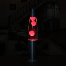 Lampa decorativa mare Lava Lamp
