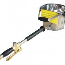 Masina de tencuit pneumatica din inox 60MP/ORA Detoolz