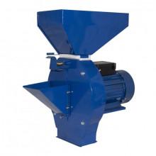 Moara de cereale/fructe Elefant CM1.1D, Uruitor electric 3.5 kW, 3000 rpm + site+razatoare