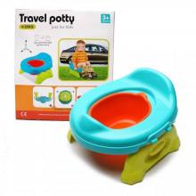 Olita portabila 2 in 1 – olita si reductor wc calatorii Travel Potty