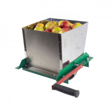 Razatoare fructe Koza-Nova MINI Total Inox cu tambur, manuala, productie Ucraina