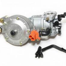 Kit convers GPL-BENZINA pentru GENERATOR 5HP, 6.5HP, 7HP, Micul Fermier