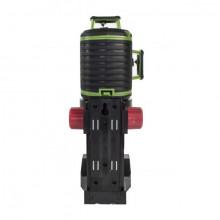 Nivela Laser Procraft LE-3G, de perete, 360 grade, 12 linii verzi + Suport + cutie pastrare