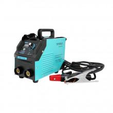 Aparat de sudura, putere absorbita 8,1 kVA, eficenta 80%, diametru electrod 1,6-5mm MMA-160 DETOOLZ