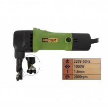 Foarfeca electrica taiat tabla 1000W, 1.6mm, PROCRAFT SM1.6-1000