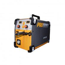 Invertor MMA + MIG Procraft SPI 320 + Cabluri si Pistol, Industrial, Electrozi si Gaz , 320 Amperi,