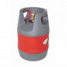 Butelie gaz GPL 18.2 L, Material compozit, 4.53kg, Cehia