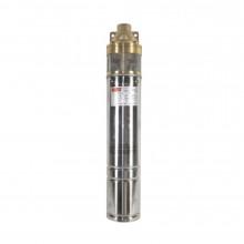 Pompa submersibila Kratos 4SKM-150, 1.5 CP, 41l/min, Turbina dubla, Cupru + Flotor