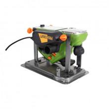 Rindea Electrica cu masa Procraft PE 1650, 1.6 kW, 16000 rpm, 2 cutite + sac colectare