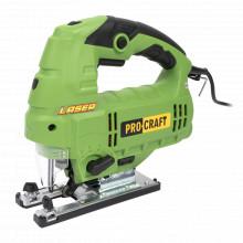ST1300 jig saw PROCRAFT, produsul contine taxa timbru verde 2.5 Ron, 2.7 kg