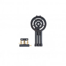 Arzator/Pirostrie cu 3 inele, R03, gaz, propan-butan