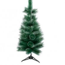 Brad artificial pin Canada 90cm - Verde cu varfuri albe