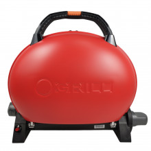 O-GRILL 500 ROSU, gratar portabil