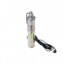 Pompa apa submersibila, 60m inox 4SK-100 cu snec 1.8mc, Micul Fermier