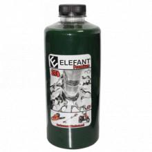 Ulei verde amestec ELEFANT, motoare 2 Timpi, 1L ,30 ml/l