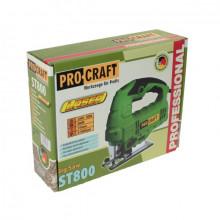Fierastrau pendular Procraft ST800, 3000 RPM, 800 W, 110 mm Model 2020
