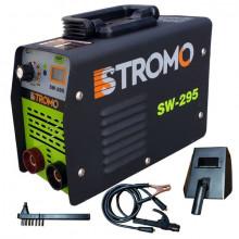 Invertor sudura MMA Stromo SW-295, Afisaj electronic, martor Temperatura
