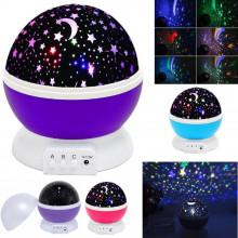 Lampa de veghe rotativa 360grade Star Master