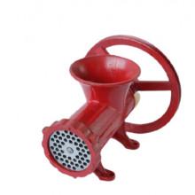 Masina manuala pentru tocat carnea rosie, numarul 32 cu roata, JIA, Micul Fermier
