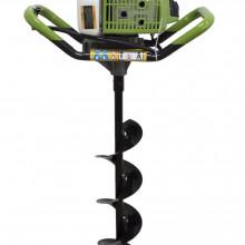 Motoburghiu pamant, ( Motoforeza ), Procraft GD68 - Burghiu 100, 150, 200, 250, 300 mm, Putere 3 CP