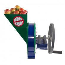 Razatoare fructe Vinita, manuala + fulie atasare motor, Cutit inox