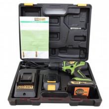 Autofiletanta cu acumulator PROCRAFT PA 18 PRO, 1350Rpm, 2 baterii reincarcabile 18Li-ION, 2,0Ah