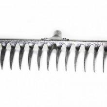 Grebla 16T din metal, fara coada, Micul Fermier
