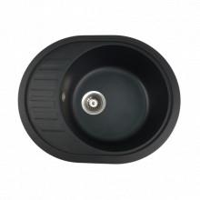 MIXXUS HB8311-G226 chiuveta granit neagra