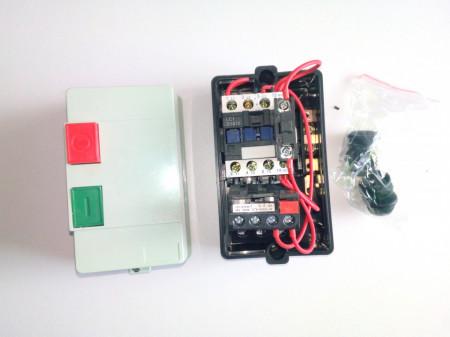 Intrerupator motor cu contactor si releu termic DRG 25A