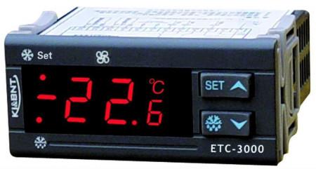 CONTROLER TEMPERATURA ETC-3000