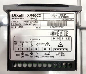 CONTROLER XR60CX RELEU 20A