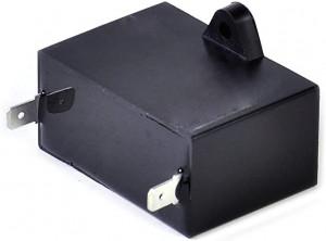 Condensator 4mF patrat