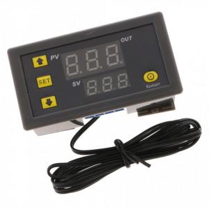 Termostat electronic (-50 ~120°C), 12V/20A W3230