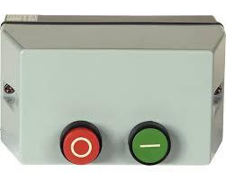 Intrerupator cu contactor si releu termic DRG18A pentru motoare 1..10kw