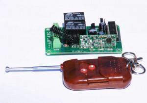 Telecomanda+receptor 2 canale