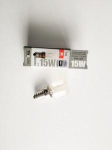 Bec cuptor 15W E14 TRIXLINE