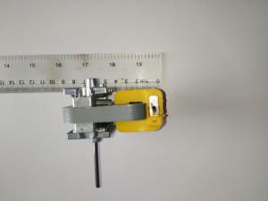 Ventilator no frost pentru frigidere WT52 de 15 W
