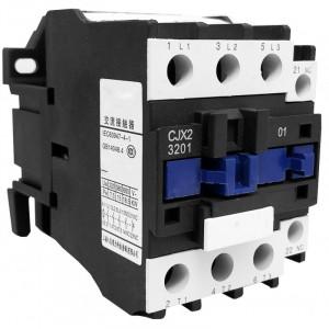 Contactor trifazic, comanda 220V - 660V/25A