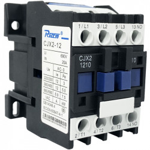 Contactor trifazic - 20A comanda 220V