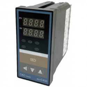 Controler de temperatura pentru automatizari, 0-400C, 220V/10A